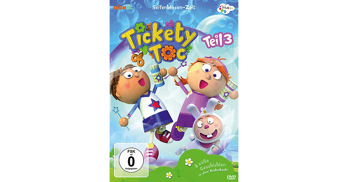 DVD Tickety Toc - Teil 3