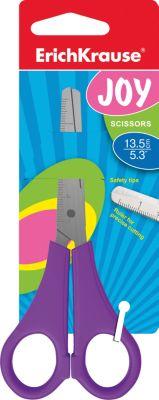 """Ножницы с линейкой на лезвии """"Joy"""" 13.5 см"""