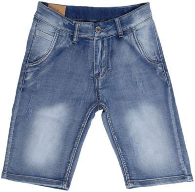 Шорты джинсовые для мальчика Luminoso - синий