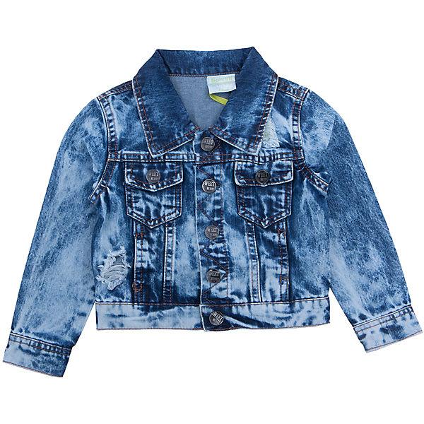 Куртка джинсовая для мальчика Sweet Berry