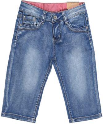 Бриджи джинсовые для девочки Sweet Berry - синий