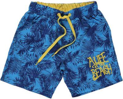 Шорты пляжные для мальчика Sweet Berry - голубой