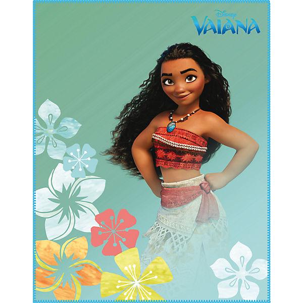 Kuscheldecke Vaiana Aloha 110 X 140 Cm Disney Vaiana