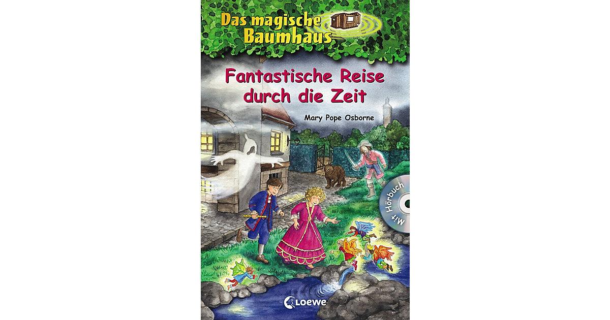 Das magische Baumhaus: Fantastische Reise durch...