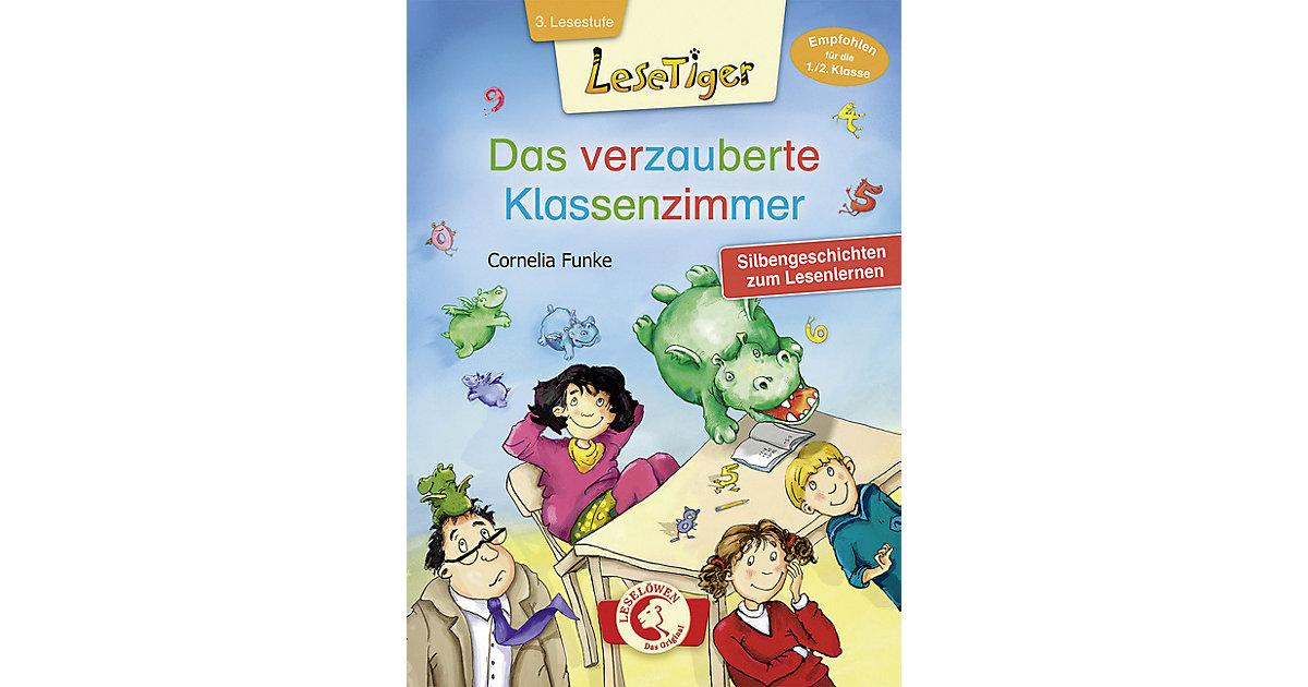 Lesetiger: Das verzauberte Klassenzimmer, 1./2....