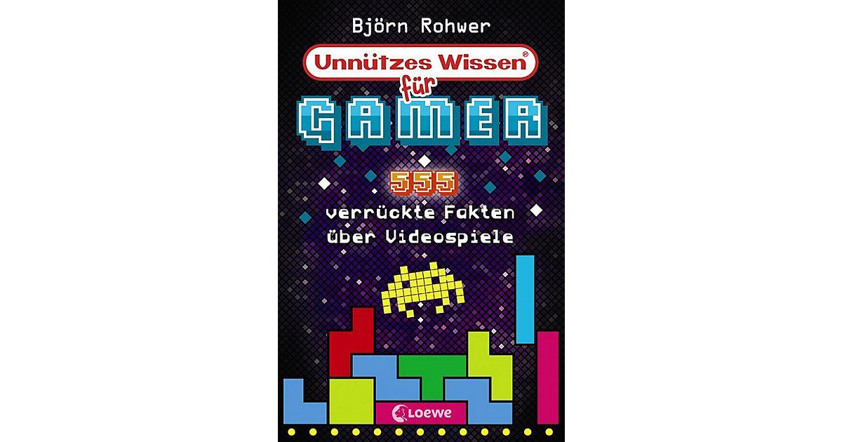 Unnützes Wissen Gamer Kinder