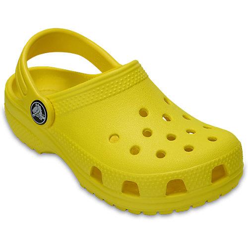 Сабо CROCS Classic Сlog - желтый от crocs