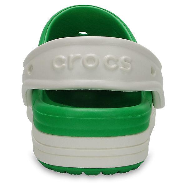 Сабо Kids' Crocs Bump It Clog, зеленый