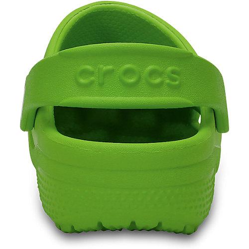 Сабо CROCS Classic Clog - зеленый от crocs