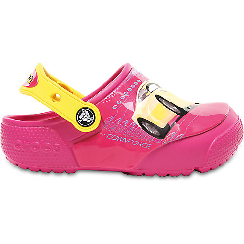 Сабо CROCS Kids' Classic - розовый от crocs