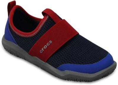 Кроссовки CROCS Kids' Swiftwater Easy-On Shoe
