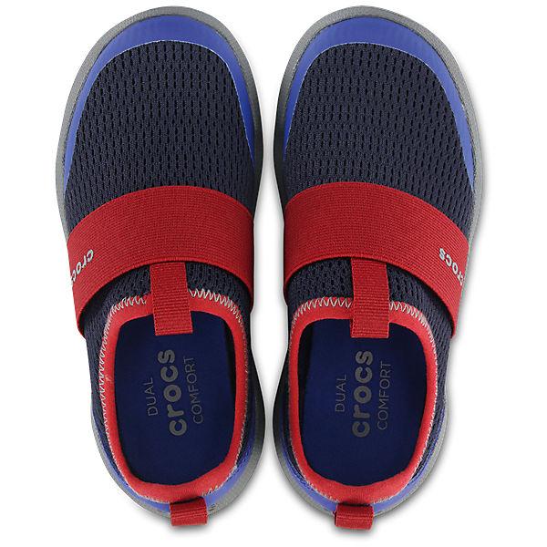 Кроссовки Kids' Swiftwater Easy-On Shoes, черный, синий