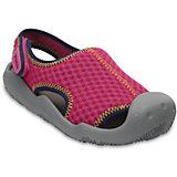 Сандалии CROCS Swiftwater Sandal для девочки