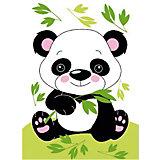 """Набор юного художника """"Маленькая панда"""", 20*30 см"""