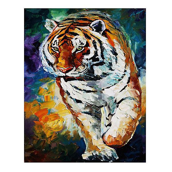 "Картина по номерам ""Афремов: Тигр"", 40*50 см"