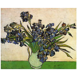 "Картина по номерам ""Ван Гог: Ирисы в вазе"", 40*50 см"