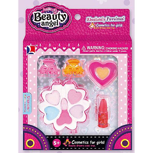 """Игровой мини-набор """"Цветок и сердце"""", Beauty Angel от Beauty Angel"""