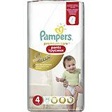 Трусики Pampers Premium Care, 9-14 кг, размер 4, 44 шт.