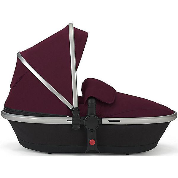 Коляска 2 в 1 Silver Cross SURF, Carrycot/Chassis Silver (без капора и чехла на ножки)
