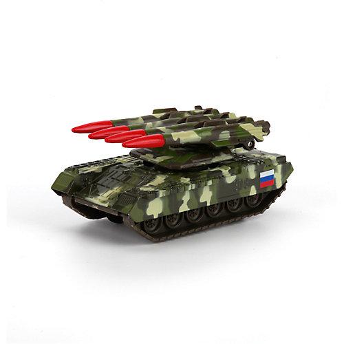 Танк, с ракетной установкой, ТЕХНОПАРК от ТЕХНОПАРК