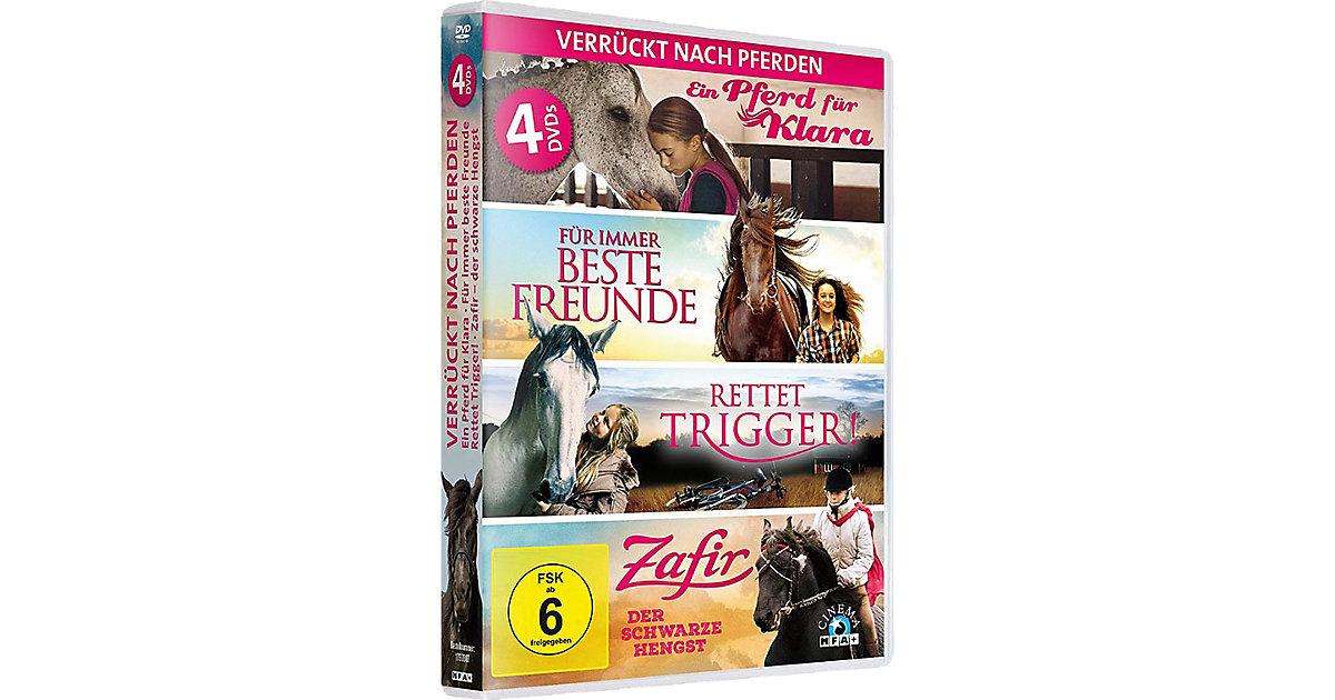 DVD Verrückt nach Pferden - Die ultimative Pfer...