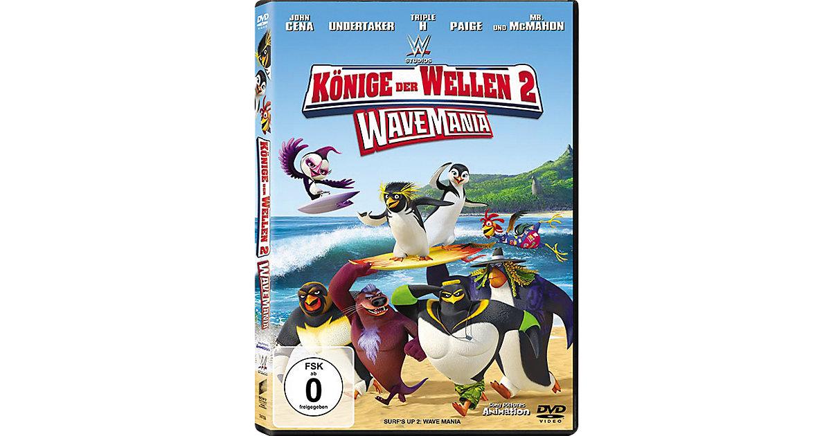 DVD Könige der Wellen 2 - Wave Mania