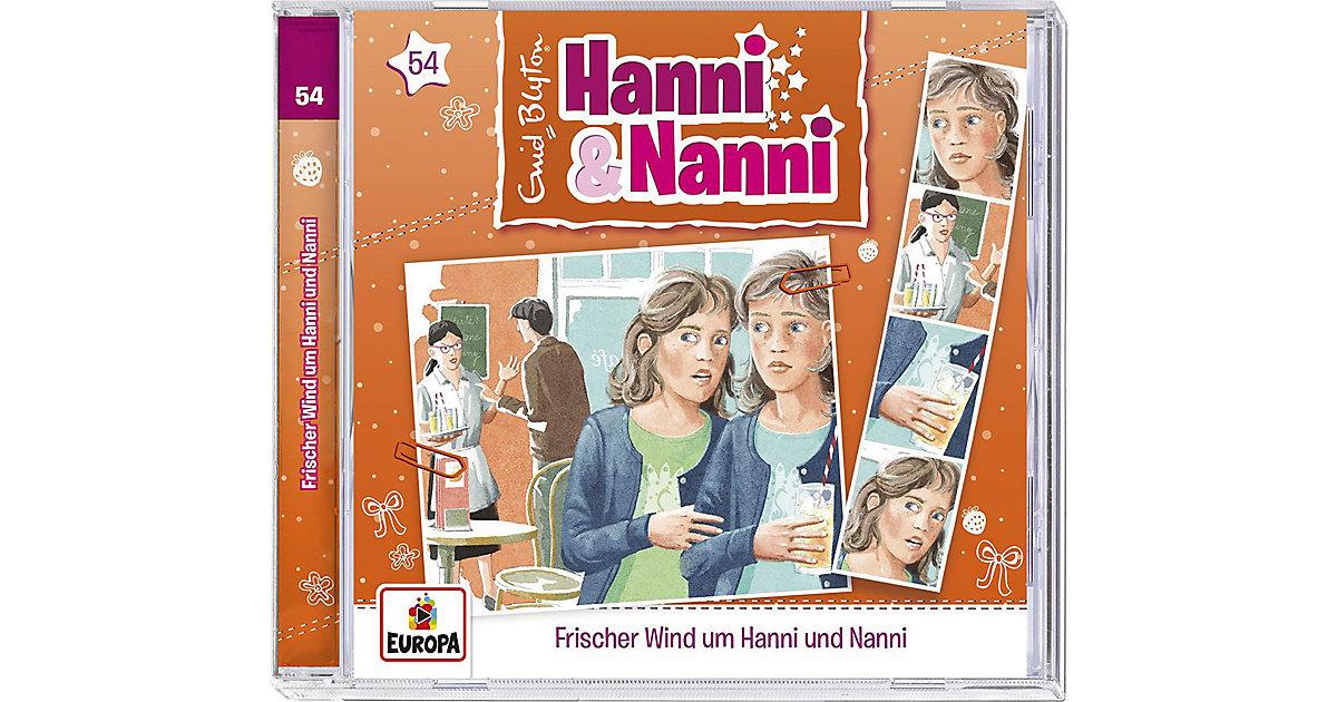 CD Hanni und Nanni 54 - Frischer Wind um Hanni und Nanni