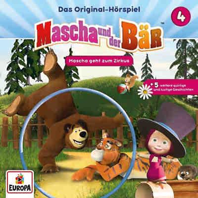 Mascha Und Der Bär Fanartikel Online Kaufen Mytoys
