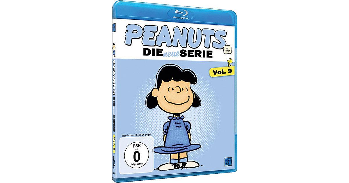 BLU-RAY Peanuts - Die neue Serie Vol. 9 (Episod...