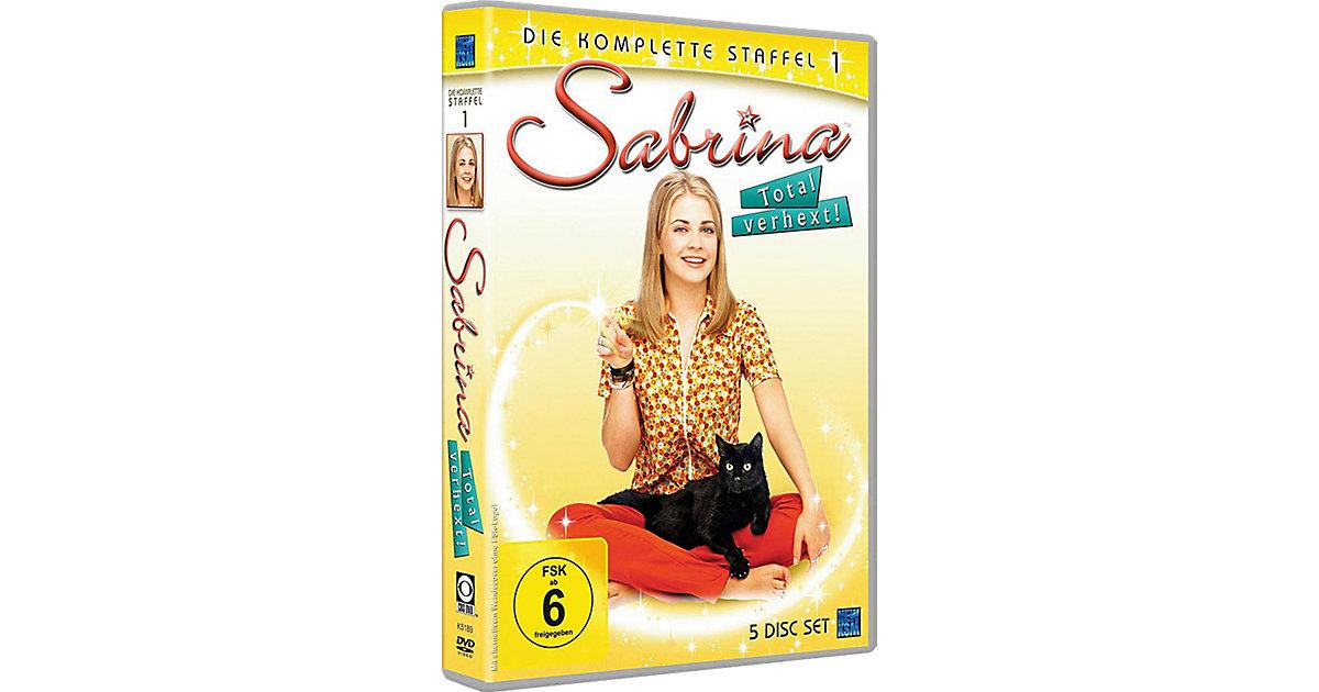 DVD Sabrina - Total verhext! - Die komplette St...