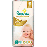 Подгузники Pampers Premium Care, 8-14 кг., 52 шт.