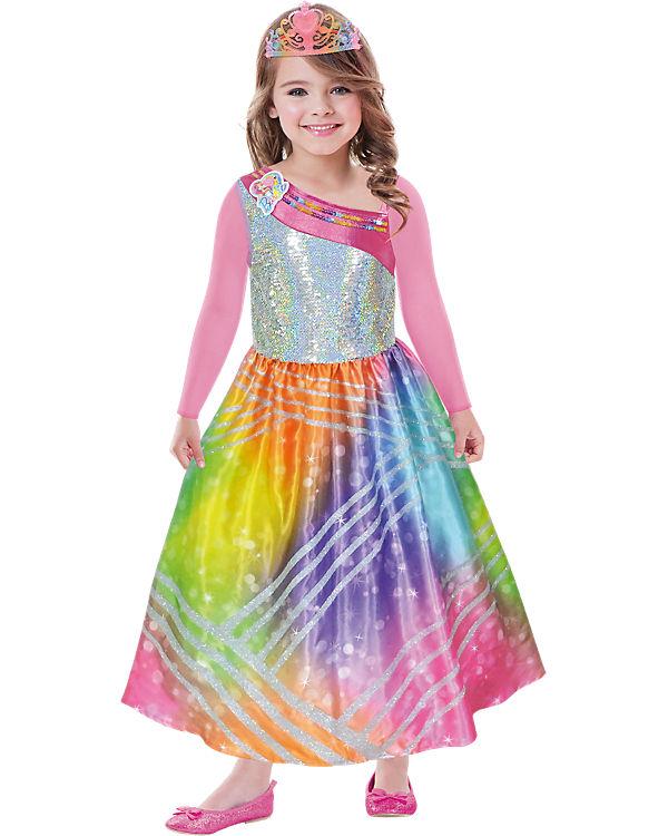 Kostüm Barbie Rainbow Magic, 2-tlg., Barbie