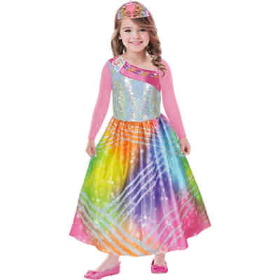 Kostüm Barbie Rainbow Magic, 2-tlg.