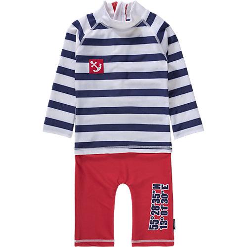 - Kinder Schwimmanzug mit UV-Schutz Gr. 98/104 | 07394437348891
