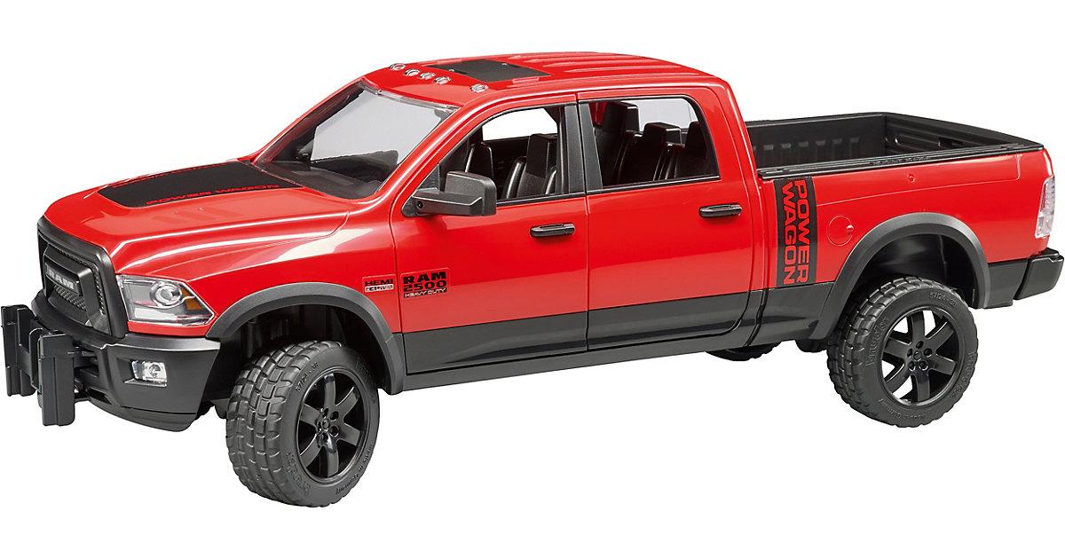 BRUDER 02500 RAM 2500 Power Wagon