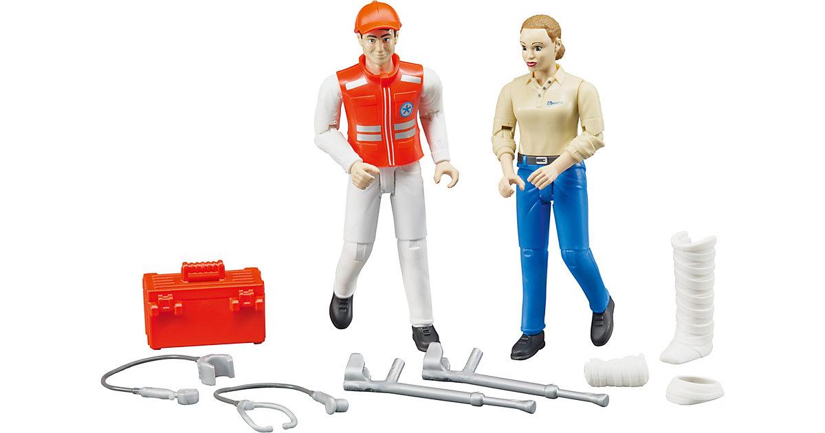 BRUDER 62710 bworld Rettungsdienst Figurenset