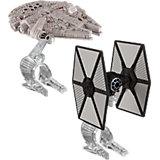 Набор из 2-х Звездных кораблей Star Wars, Hot Wheels