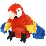 Мягкая игрушка Wild Republic Попугай Ара, 29 см