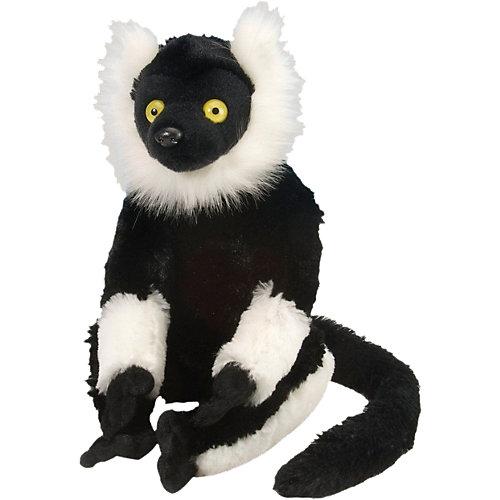 Wild Republic Cuddlekins Mini Schwarzweiß Lemur 20cm Sale Angebote Grabko