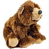Мягкая игрушка Wild republic CuddleKins Бурый медведь, 18 см