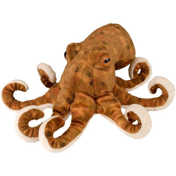 Cuddlekins Mini Oktopus 20cm, Wild Republic