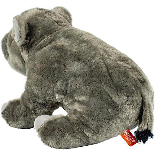 Мягкая игрушка Wild republic CuddleKins Детёныш носорога, 33 см от Wild Republic
