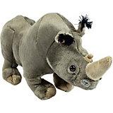 Мягкая игрушка Wild republic CuddleKins Носорог взрослый, 35 см
