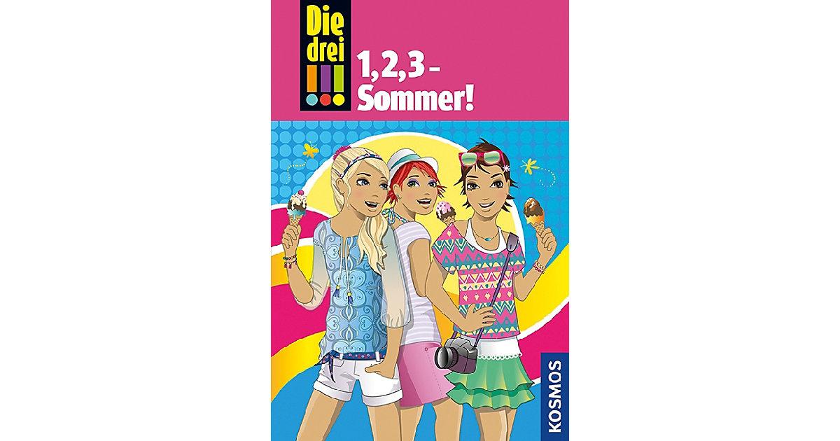 Die drei !!!: 1,2,3 Sommer!, Sammelband
