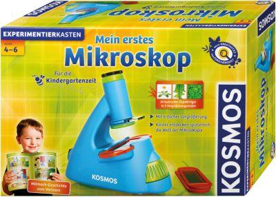 Sonstige Kosmos Experimentierkasten Mikroskop Natur & Wissenschaft
