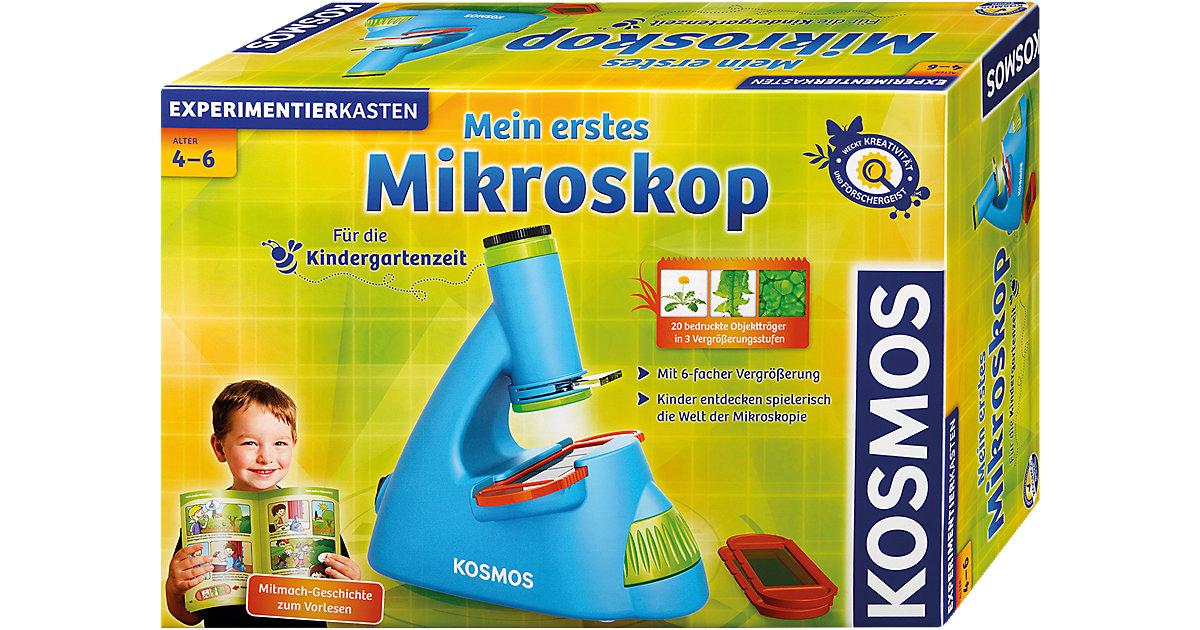 Experimentierkasten Mein erstes Mikroskop