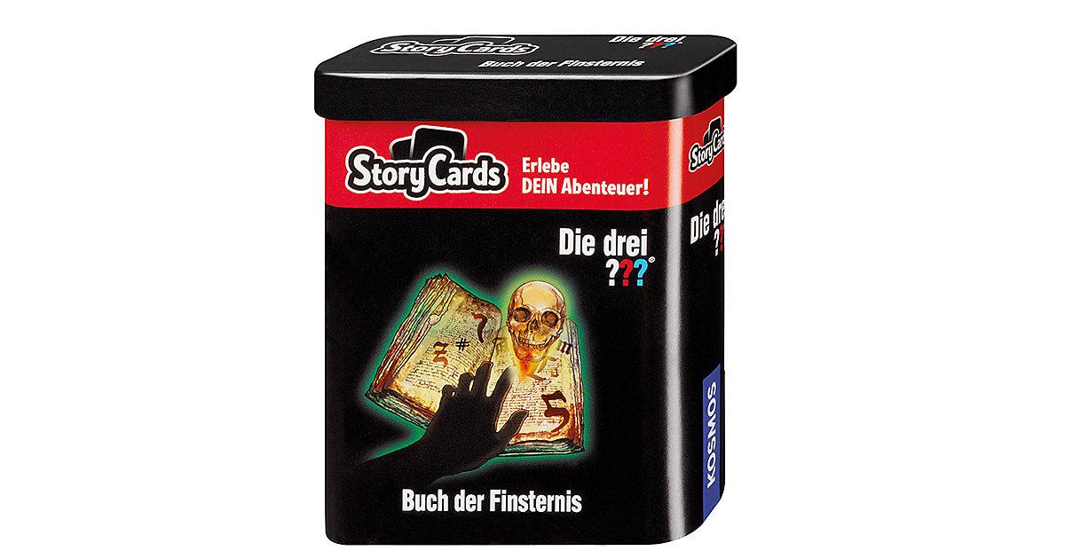 Story Cards - Die drei ??? Buch der Finsternis