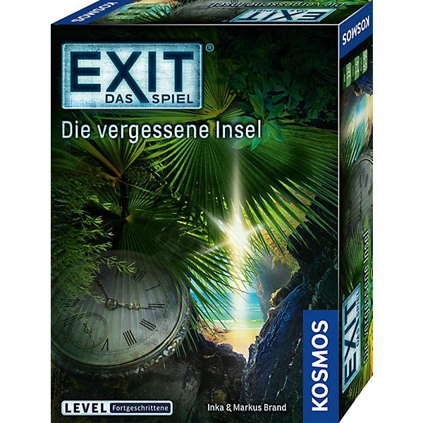 EXIT - Das Spiel - Die vergessene Insel, Kosmos