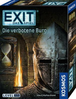 EXIT - Das Spiel - Die verbotene Burg - Level Profis