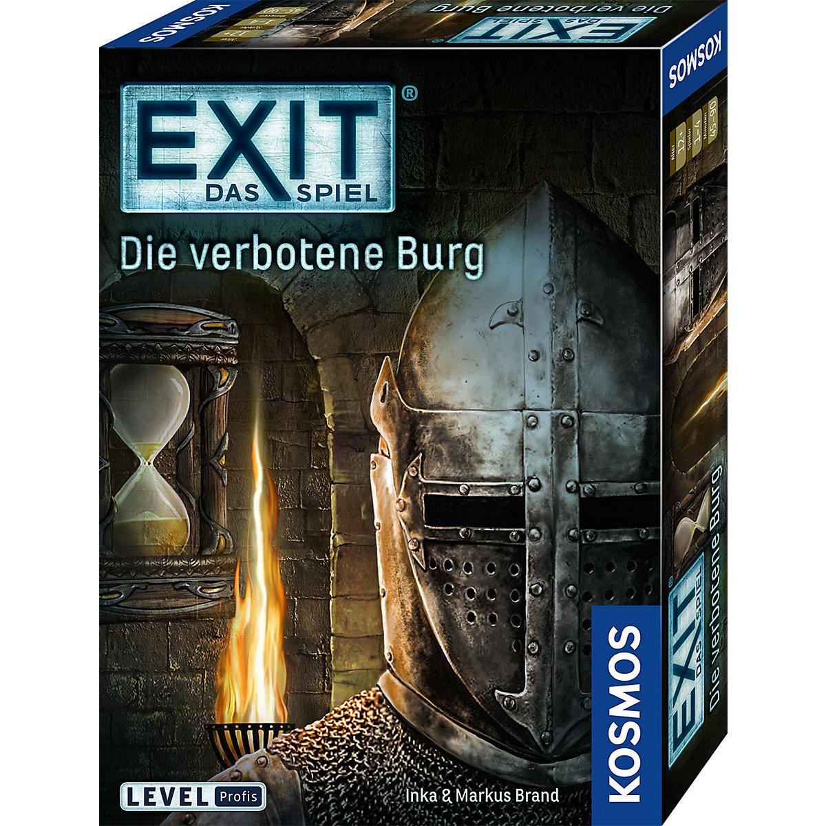 Kosmos Exit Spiele Reihenfolge